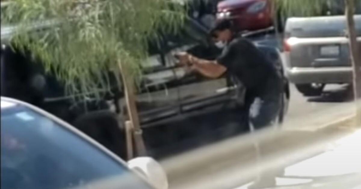 menlo ois witness video man with gun.'