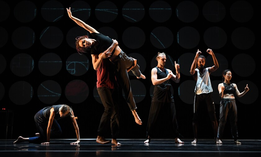 How a queer-centric, Alan Turing-inspired dance made it to an L.A. stage