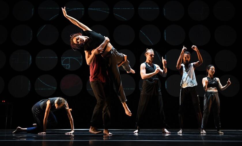 Invertigo Dance Theatre at the Broad Stage