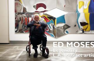 Ed Moses: In Motion