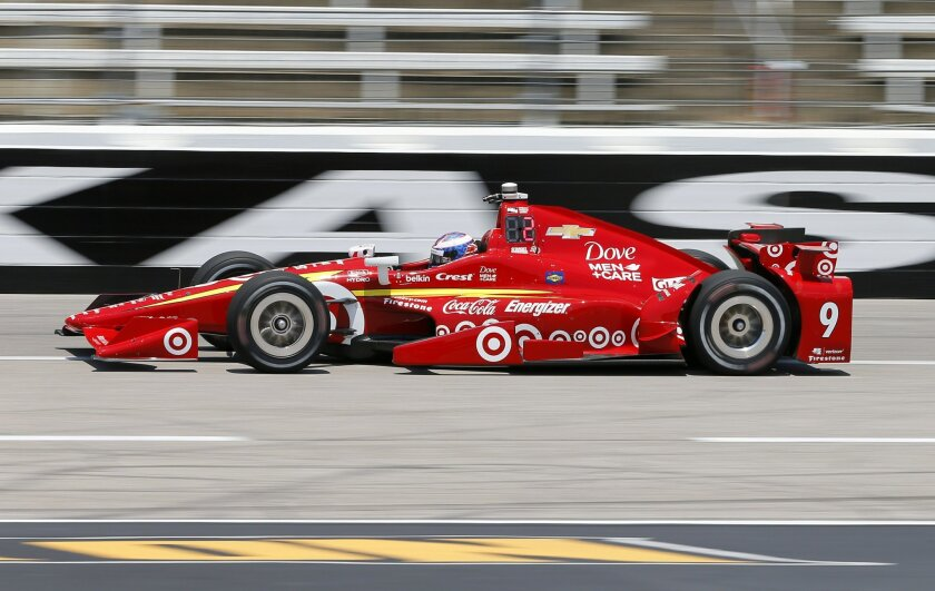 Dixon, Kanaan could use another good IndyCar Texas two-step