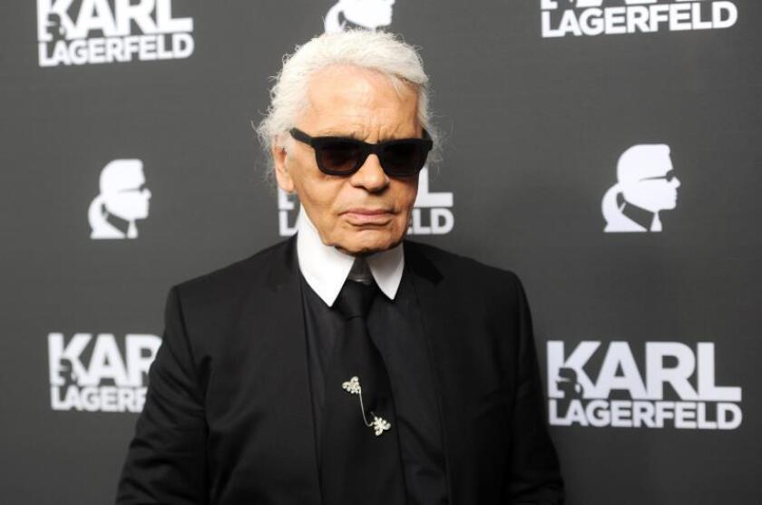 """El Premio Especial de moda LVMH se llamará ahora """"Karl Lagerfeld Prize"""""""