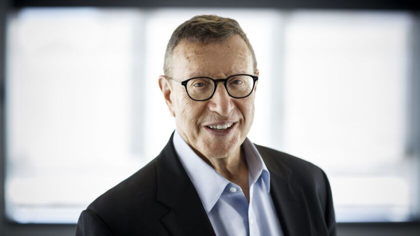 L.A. Times Executive Editor Norman Pearlstine