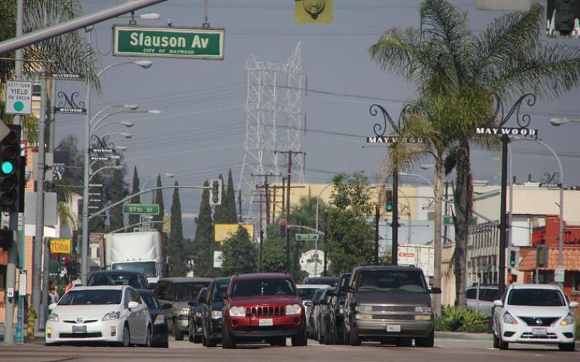 Latinos y afroamericanos están más expuestos a la contaminación vehicular