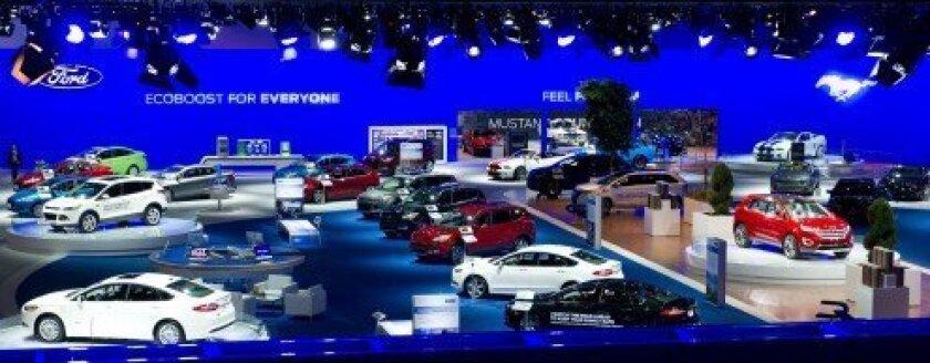 Ford exhibit