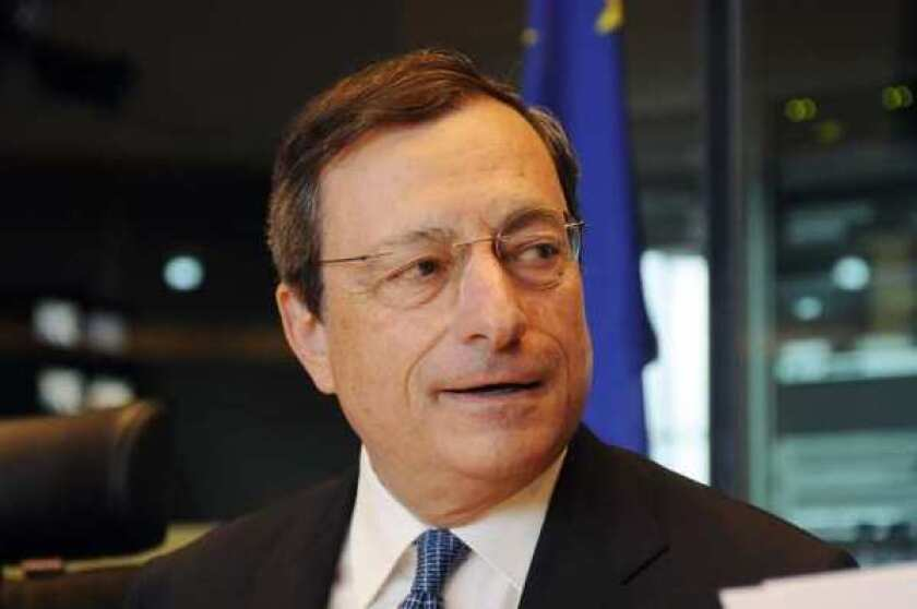"""ECB will """"do whatever it takes to preserve the euro"""""""