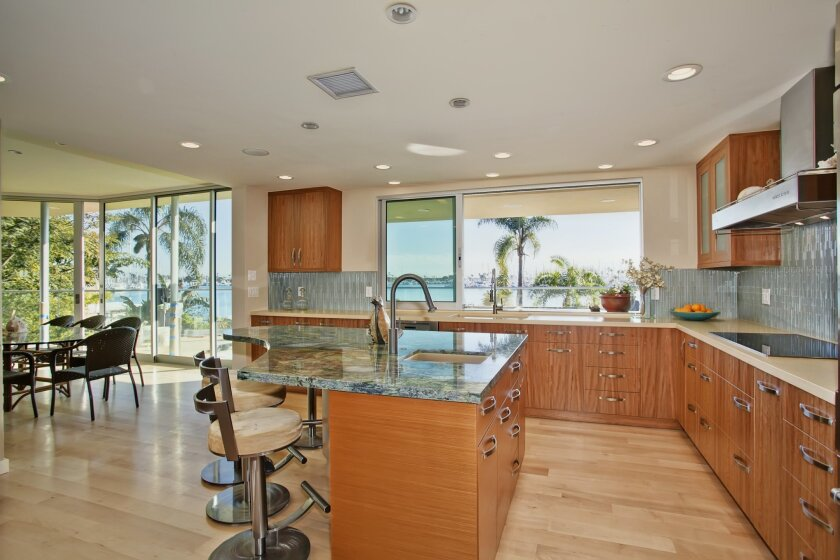A kitchen design by Terry Smith is one of 12 inspiring spaces on the upcoming San Diego NKBA Kitchen & Bath Tour.