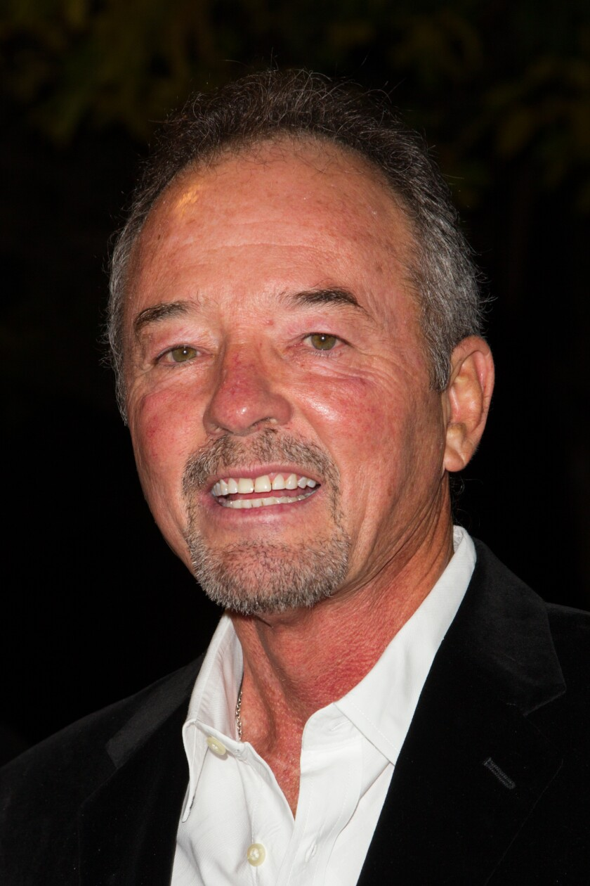 Steve Mauldin, shown in 2012, is the former general manager of CBS' Los Angeles stations.