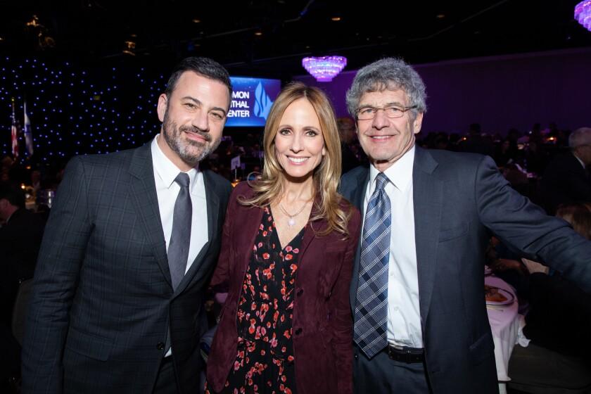Jimmy Kimmel, Dana Walden, Alan F. Horn