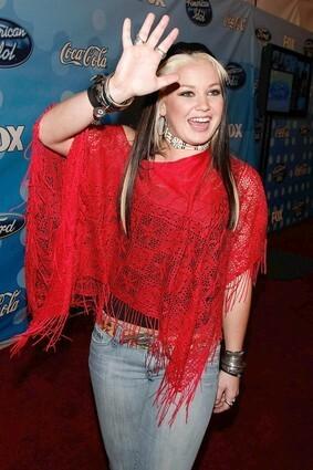 Amanda Overmyer on 'Idol'