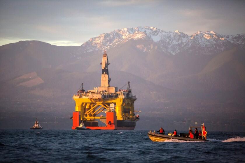 Off-shore oil leases in the Arctic are still far too risky