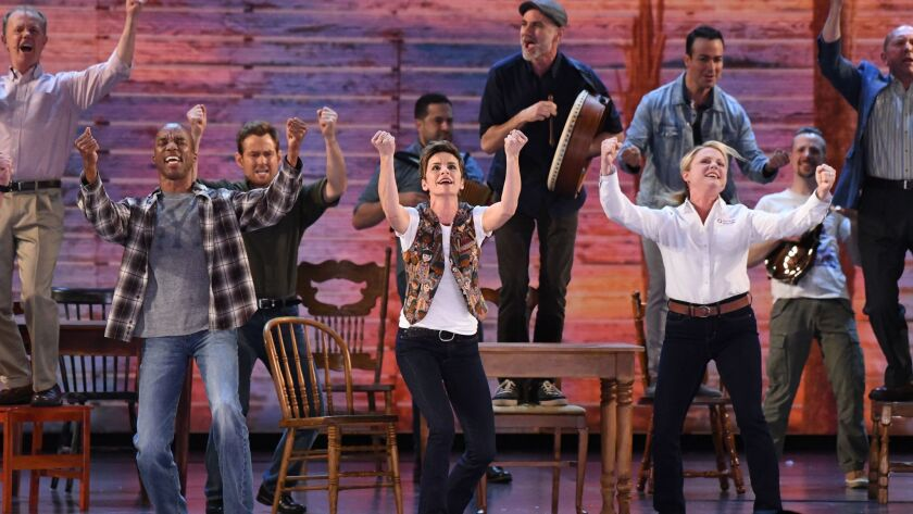 Entertainment: 71st Tony Awards