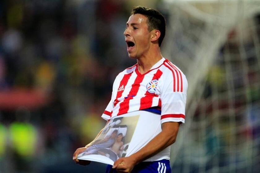 El paraguayo Sebatián Ferreira ficha con el Morelia del fútbol mexicano