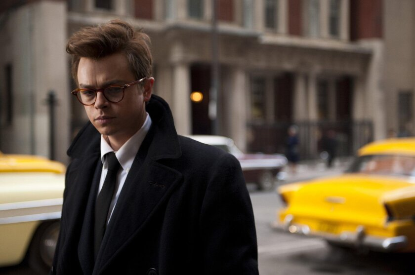 "Dane DeHaan stars as actor James Dean in ""Life,"" directed by Anton Corbijn."