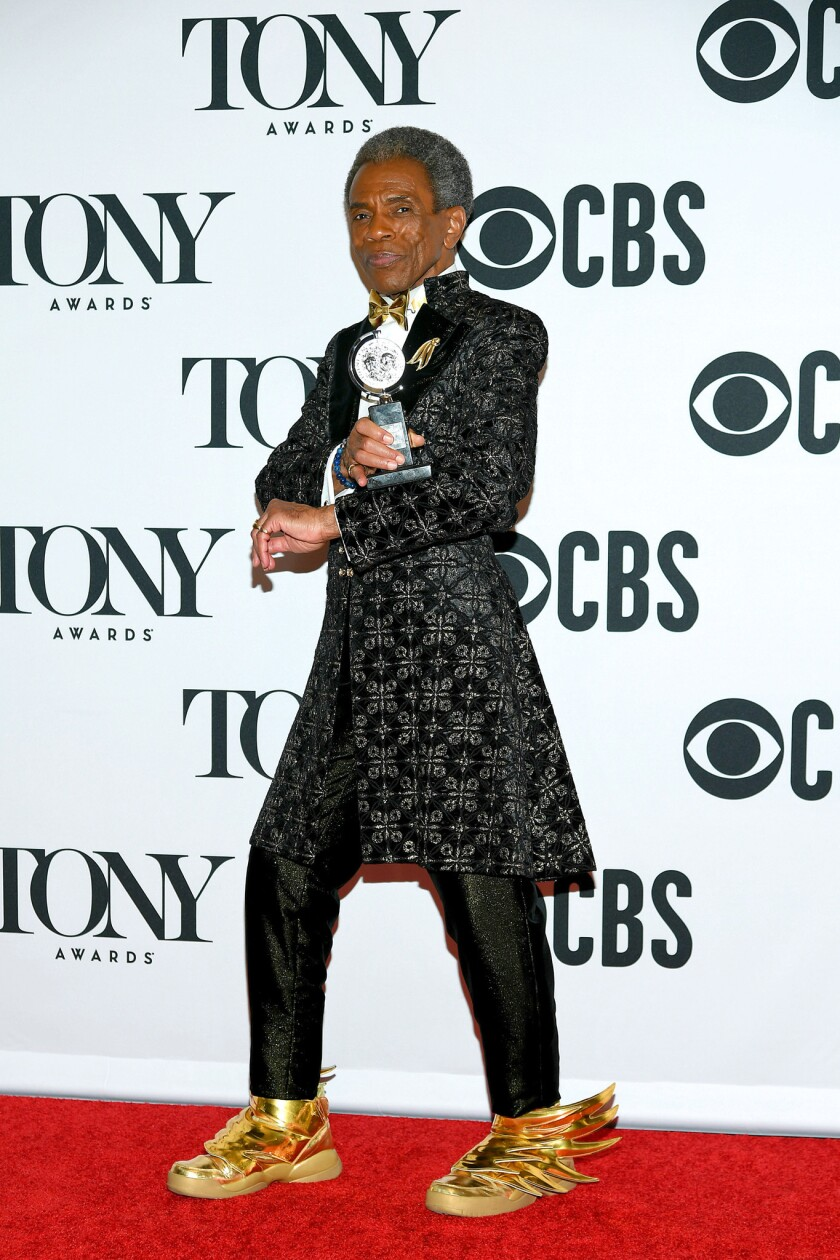 73rd Annual Tony Awards - Media Room
