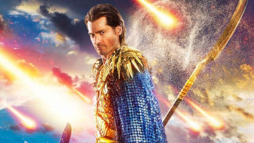 Nikolaj Coster-Waldau in 'Gods of Egypt'