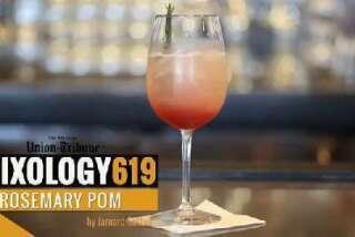 Mixology 619: Rosemary Pom