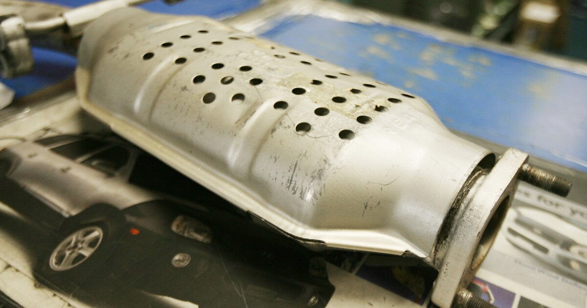 Catalytic converter thefts in California: Why they are everywhere, and how you can protect yourself