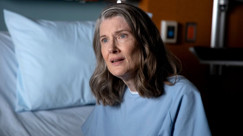 "Annette O'Toole guest stars in ""The Good Doctor"" on ABC."