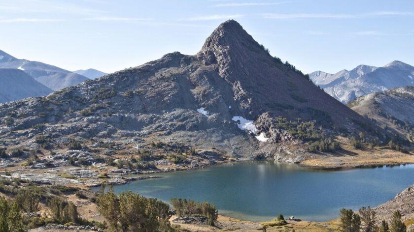 Gaylor Lake and Hikers
