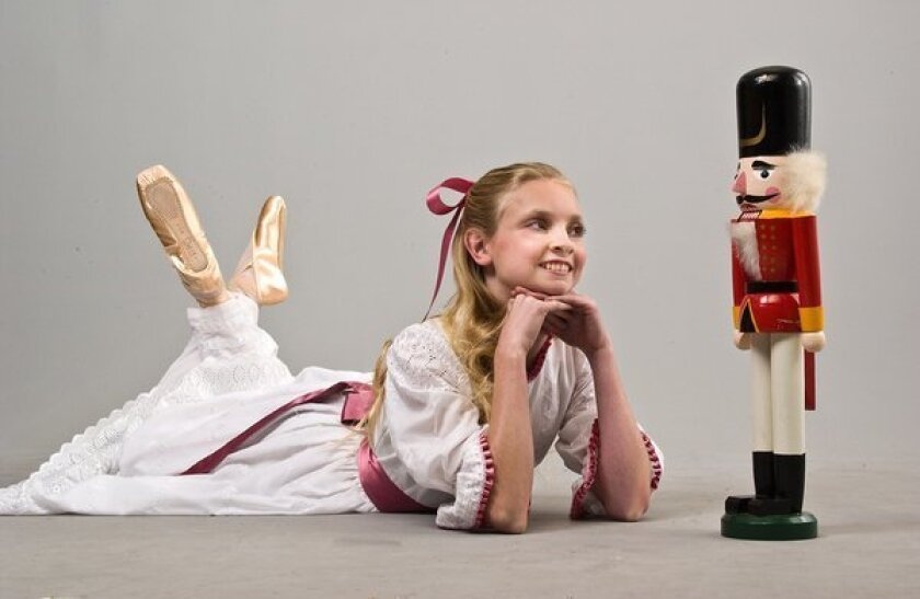 Nutcrackers of all shapes and sizes ready to prance onto