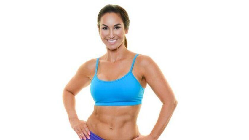 Natalie Jill of Natalie Jill Fitness. Credit: Natalie Jill