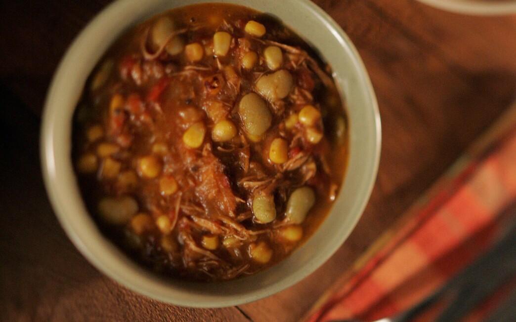 Brunswick stew Anne Warner