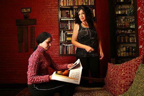 Nour and Lisa