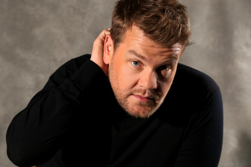 James Corden will host a primetime special on CBS.