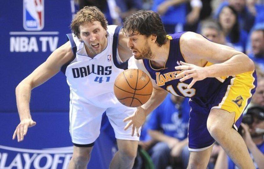 Lakers Vs Mavericks Wins Vote For Broadcast On Nba Tv S