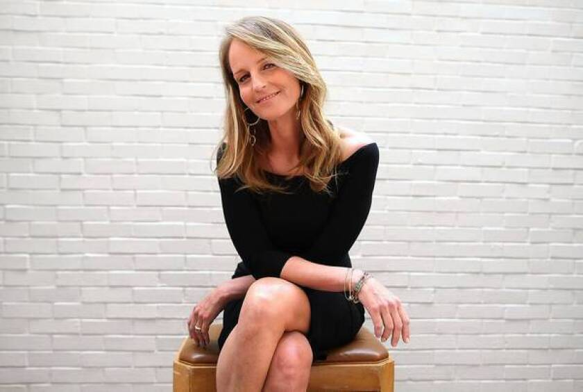 Helen Hunt fully invests in 'The Sessions'