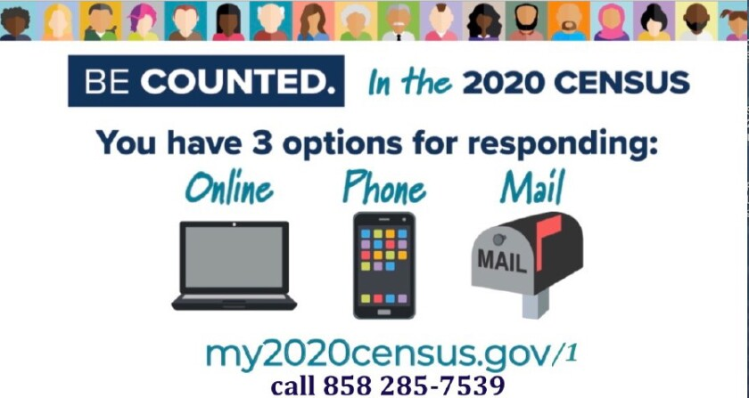 Complete your 2020 Census survey and return today.