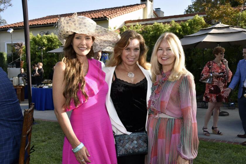 Rebecca DeSantis, Sabina Woodson, Brenda Kleege