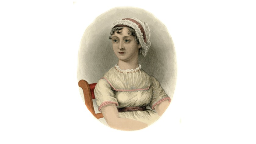 Jane Austen may have died of accidental arsenic poisoning at age 41.