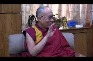 The Dalai Lama on the communist party and reincarnation