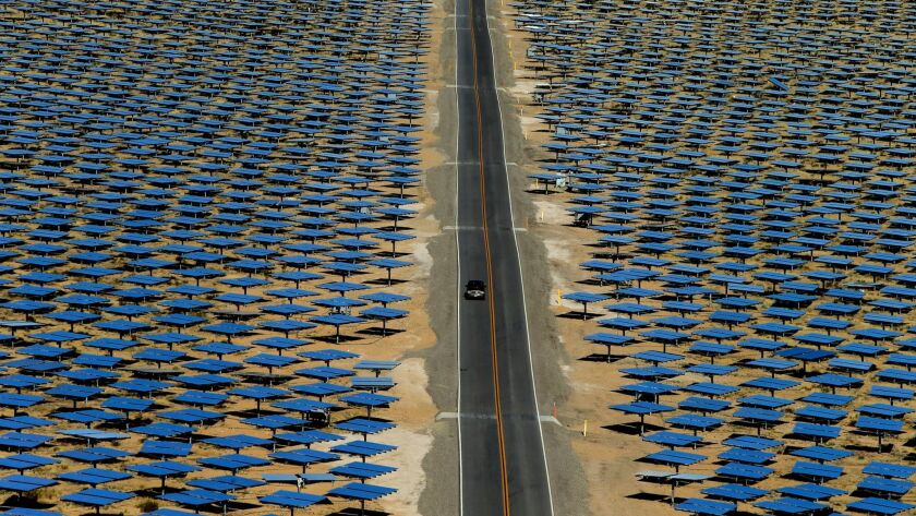 The Trump administration on Monday announced a decision to impose new tariffs on cheap, imported solar panels, which industry experts say could slow U.S. installations by as much as 11% through 2022.