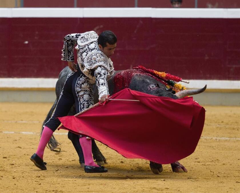 El diestro mexicano Joselito Adame. EFE/Archivo
