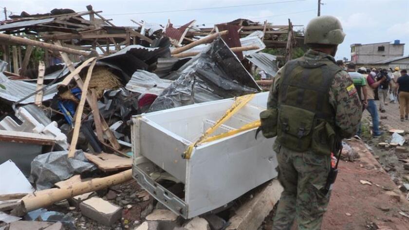 """Estados Unidos condenó hoy """"enérgicamente"""" los atentados contra agentes de la Policía ocurridos en los últimos días tanto en Colombia como en Ecuador, informó el Departamento de Estado en un comunicado. EFE/ARCHIVO/MEJOR CALIDAD DISPONIBLE"""