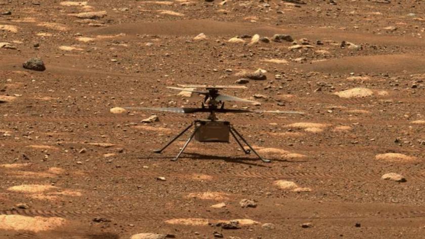 La NASA tiene como objetivo el primer intento de Ingenuity Mars Helicopter