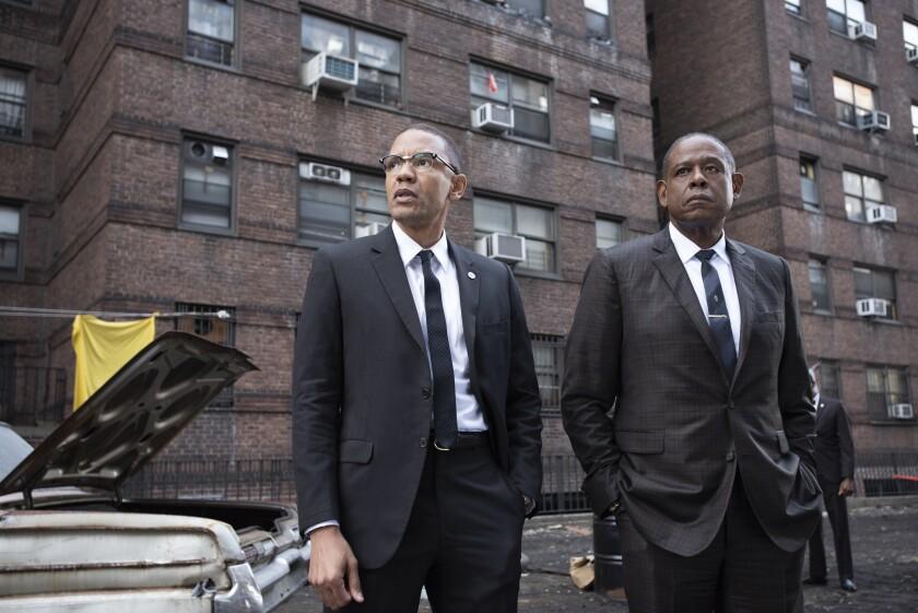"""Godfather of Harlem"""