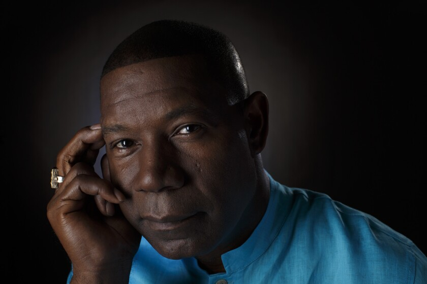 Celebrity portraits by The Times | Dennis Haysbert