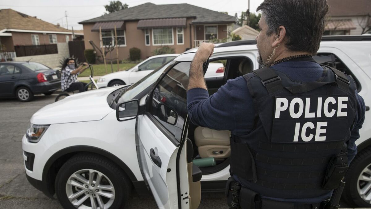 ICE targeted thousands in raids, but so far has only arrested 35