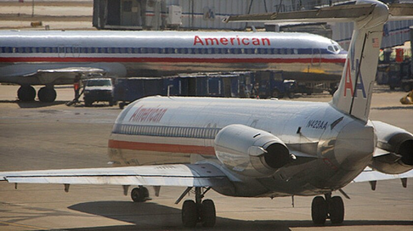 American's MD-80