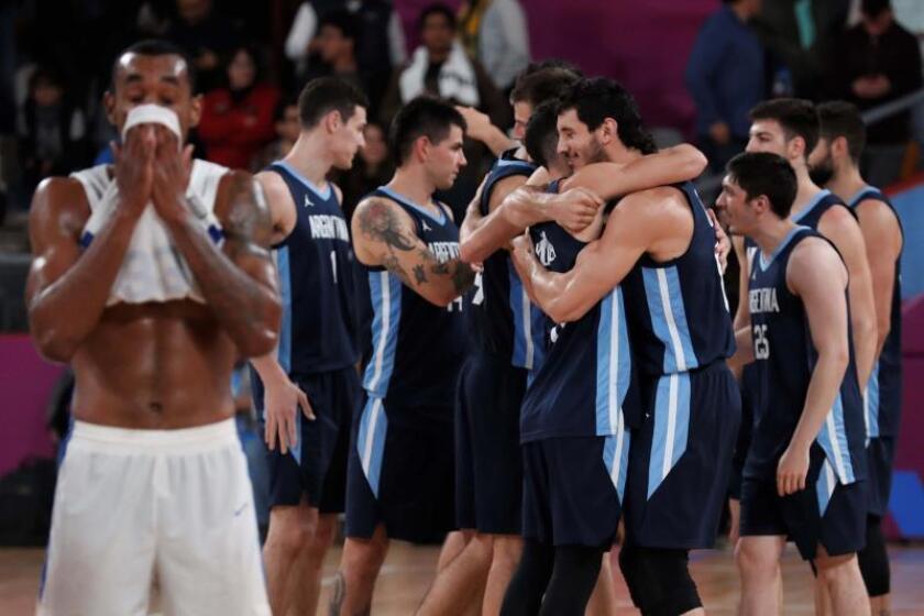 66-84. Argentina gana el oro con otro recital liderado por Scola y Campazzo