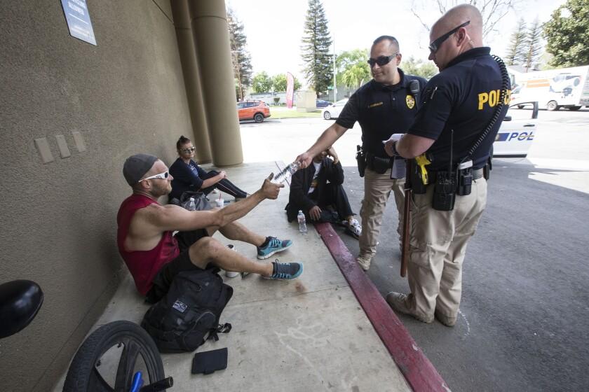 Bakersfield homelessness