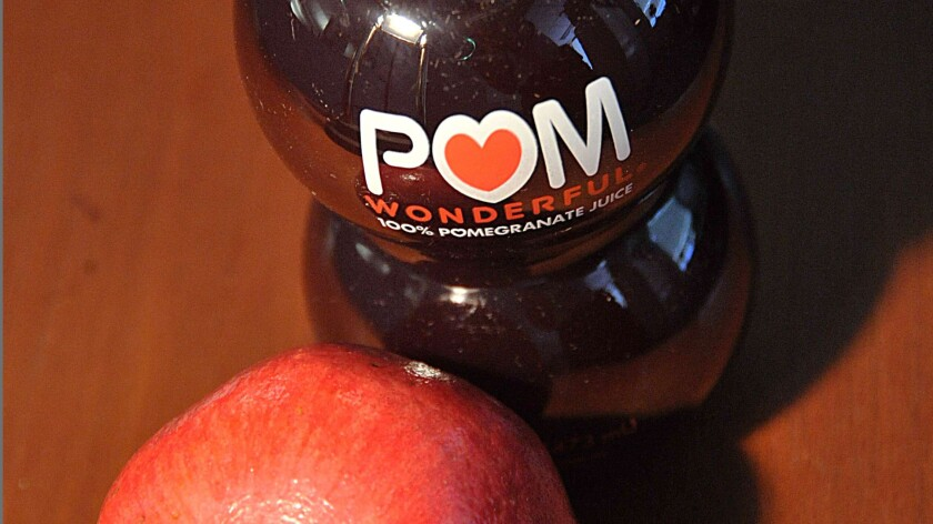Lynda and Stewart Resnick sued Coca-Cola, alleging they were losing sales for their Pom juice because consumers were being fooled about the amount of actual pomegranate juice in the Coca-Cola product.