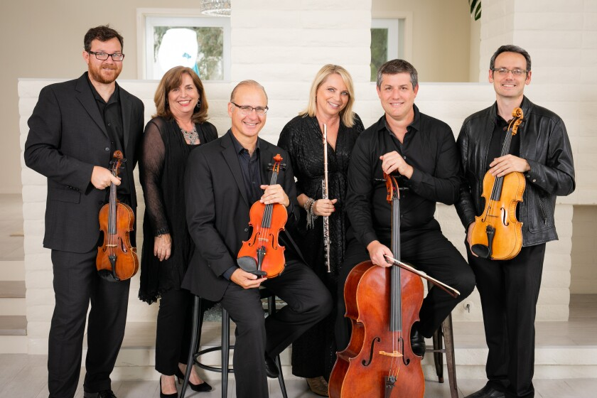 The Camarada ensemble will perform music from the baroque and post-baroque periods for its season-closing concert at the Museuum of Photographic Arts in Balboa Park.