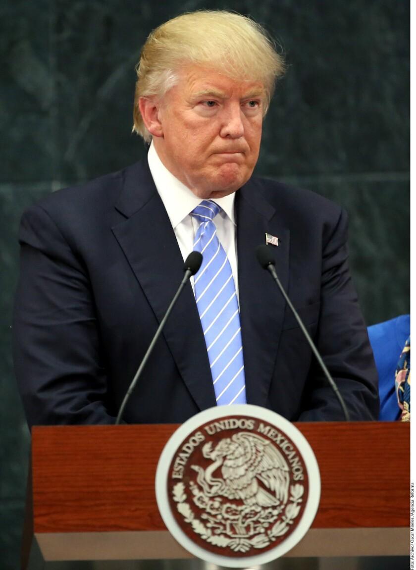 En su editorial de este martes, el New York Times escribió que aunque Donald Trump ha dicho que es un genio como hombre de negocios, ya se puede dejar de pensar eso.