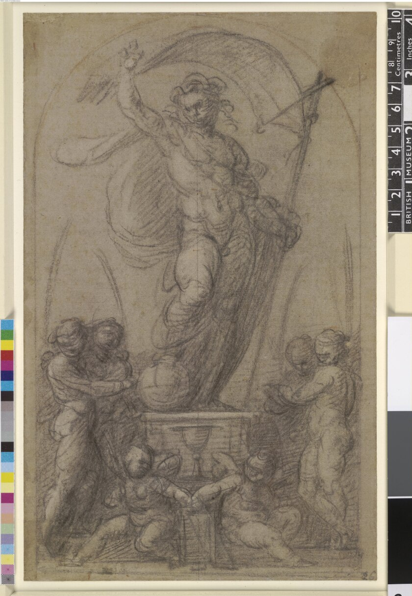 'Masterpieces of Italian Drawings' from The British Museum