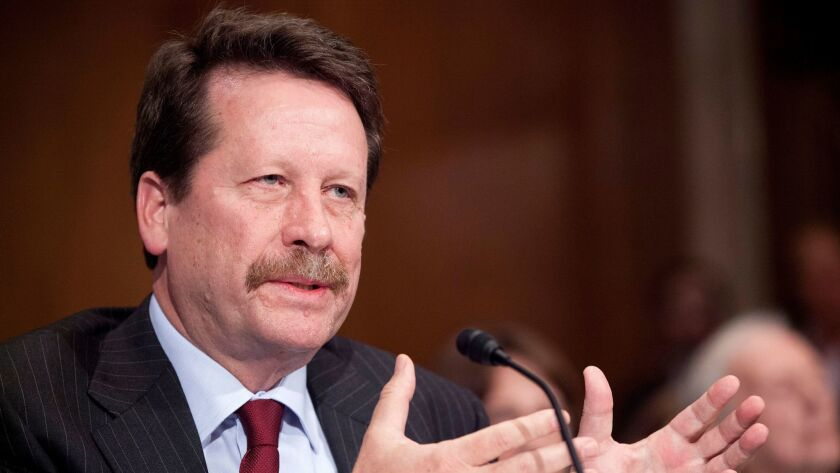 FDA Commissioner Robert Califf endorsed the approval of Exondys 51 while acknowledging that evidence the drug works was sketchy and misleading.
